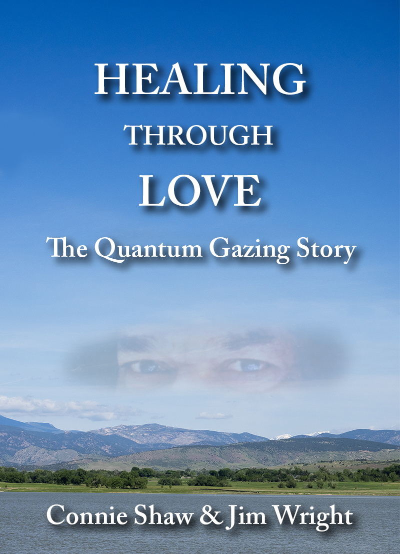Quantum Gazing book cover